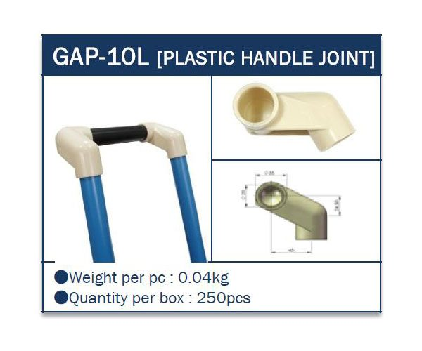 GAP-10L Plastic Joint Vietnam| Malaysia Pipe Joint System